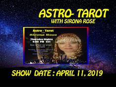 Sirona Rose, Tarot, Astrology