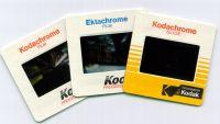 Kodak 35MM Slides Ektachrome Kodachrome
