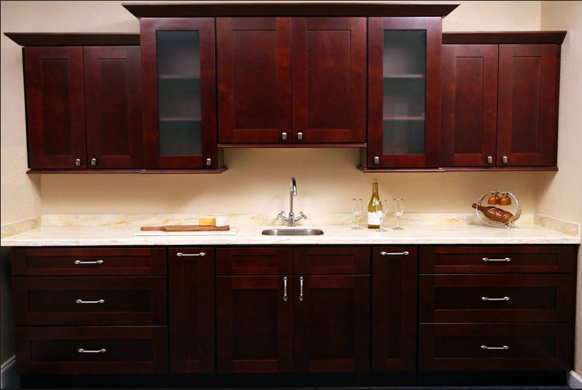 Kitchen cabinet and counter-top, kitchen remodeling - DK ...