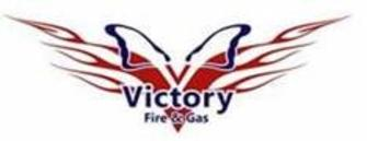 Victory Fire & Gas Logo