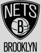 Brooklyn Nets Cross Stitch Cahrt Pattern