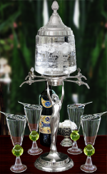 Lady Absinthe Fountain Set