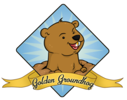 Golden Groundhog