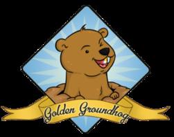 Golden Groundhog
