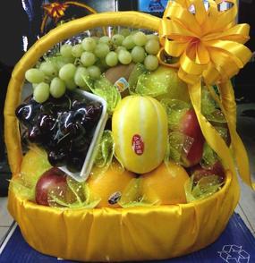 lẵng hoa quả, lẵng hoa quả nhập khẩu