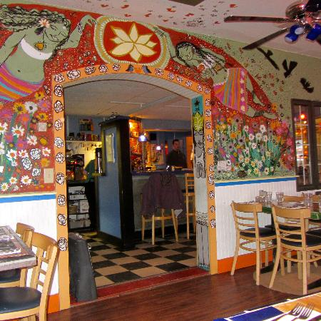 About Gypsy Cafe