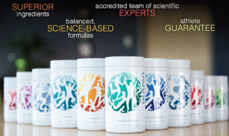 USANA Nutritional packs, pure, complete, personalized micronutrients,