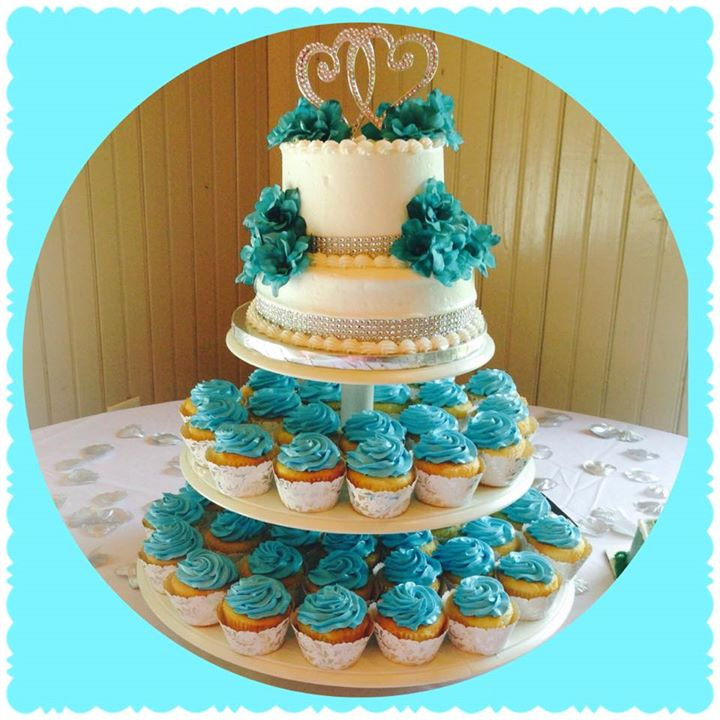 Cupcake Wedding Cake Prices Varies Based On Flavor Style Design And The Number Of Servings