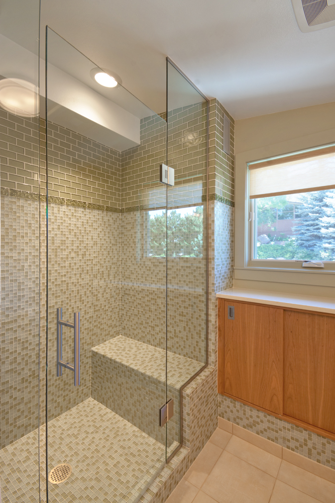 Frameless Shower Doors By New Vision For Any Bathroom Design - Seamless bathroom shower doors