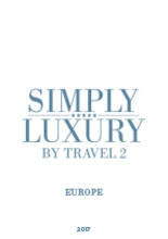 Simply Luxury Short Haul Brochure