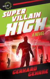 Get a copy of Supervillain High