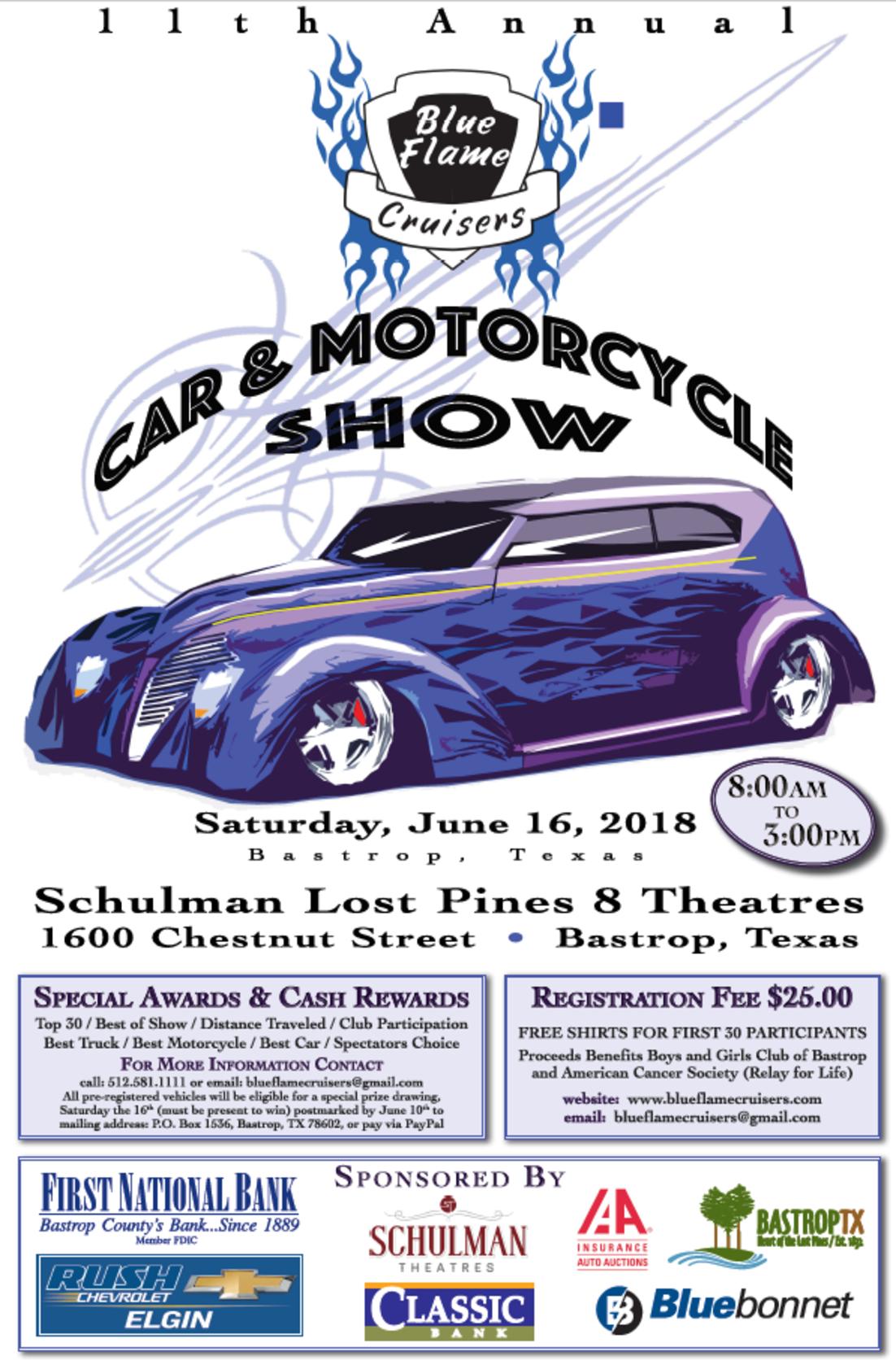 Car Show - Show car
