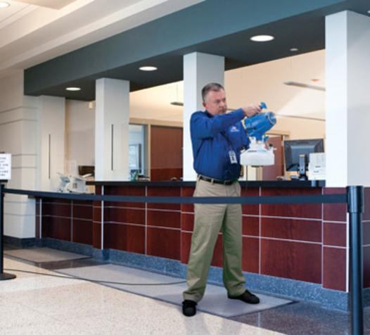 BANK CLEANING SERVICES FROM MGM Household Services