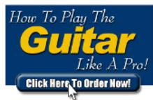 How To Play Guitar Like a Pro