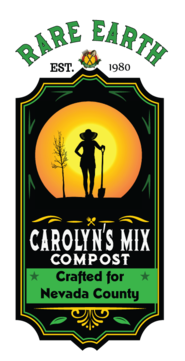 compost, foothill cottage garden, carolyn singer, organic matter, grass valley, nevada city, phosphate, mushroom compost, oyster shell lime