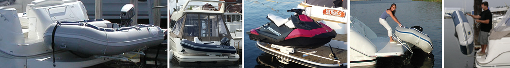 Inflatable boat paint and repair paint and products