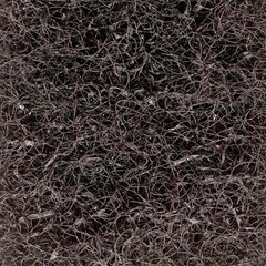 PolyFlo Filter Material Black 56 Inch x 1 Inch thick  Per Foot