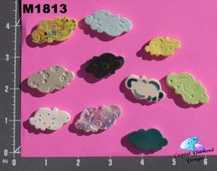 Assorted Clouds Handmade Mosaic Tiles M1813