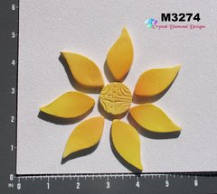 Sun Handmade Mosaic Ceramic Handmade Tiles for your Projects M3274