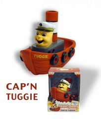 Cap'n Tuggie / Tugboat Bath Toy