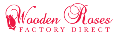 Wooden Roses Factory Direct