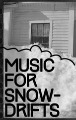 MILLER, JENKS & ROSE CROSS, NC: Music For Snowdrifts Cassette
