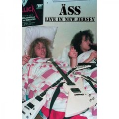ÄSS: Live In New Jersey Cassette