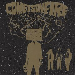 COMETS ON FIRE: s/t CD