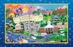 Hartford, CT Placemat