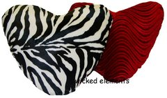 Heart Pillow Set
