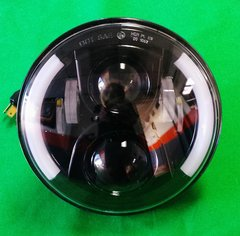 "103z1.  DOT Approved 7"" LED Headlight"