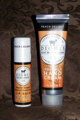 Dionis Goat Milk Lotion & Lip Balm Set