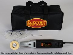 Electric Hoof Knife
