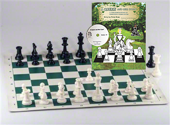 Chess Starter Set, - Chess Set, Book and CD