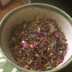GINGER ROSE WHITE TEA