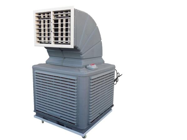 Evaporative Water Cooler : Evaporative air cooler swamp breeze