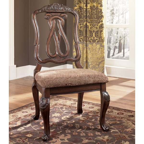 ashley millennium north shore formal dining room set
