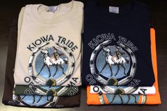 Youth T-Shirt with Kiowa Logo