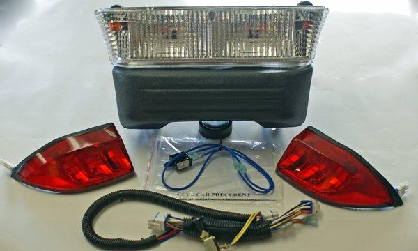 club car precedent golf cart light kit light kit club car golf. Black Bedroom Furniture Sets. Home Design Ideas
