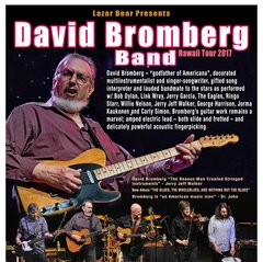 David Bromberg - Big Island - Gold Circle  - April. 14, 2017