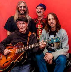 Steve Kimock & Friends - Mar. 25, Sat. - Honoka'a - Gold Circle