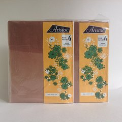 Aristoc Nylon Vintage 1950s Stockings Allure 2 Packs Size 9