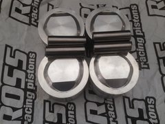 1100CC Forged Pistons High Compression (11.5:1)USA