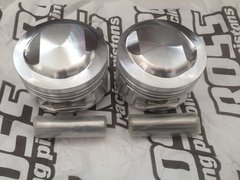 650CC Forged Pistons High Compression (11.5:1)
