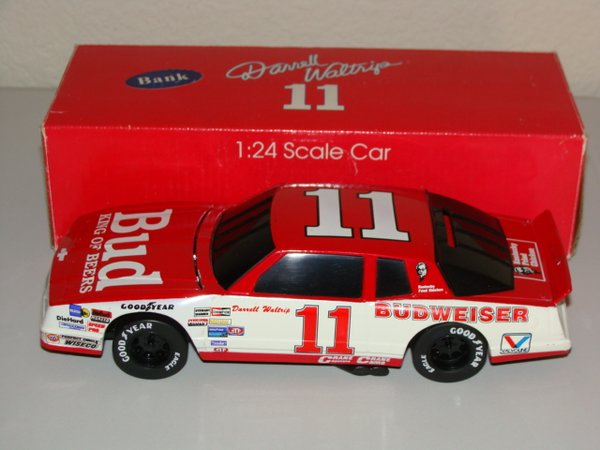 1994 Action 1/24 #11 BUDWEISER 1986 Chevy MC Aerocoupe Darrell Waltrip BWB