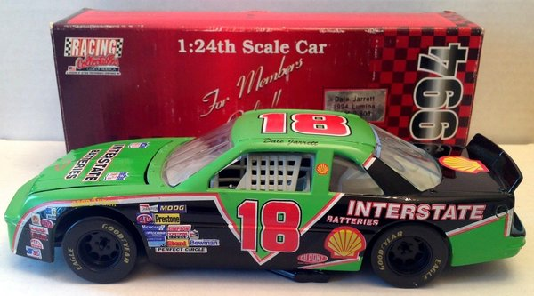 1994 RCCA 1/24 #18 Interstate Batteries Lumina Dale Jarrett CWC