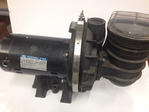 3 4hp 115 208 230 3600 56y Performa Plus New Motor With Pool Pump Used Electric Motors
