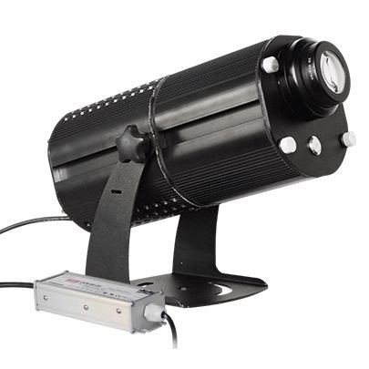 eco spot led40de outdoor projector with gobo rotator colorado sound n 39 light inc