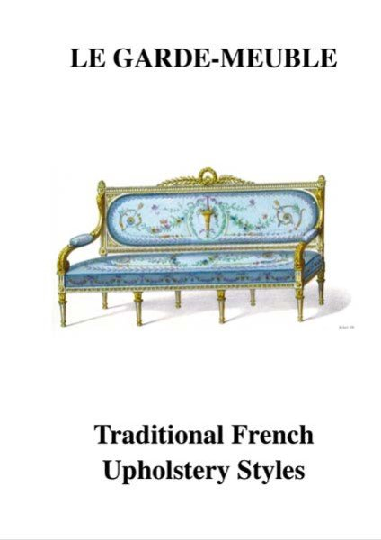 le garde meuble traditional french upholstery styles. Black Bedroom Furniture Sets. Home Design Ideas