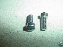 1202 Cadmium  Speedometer Screw